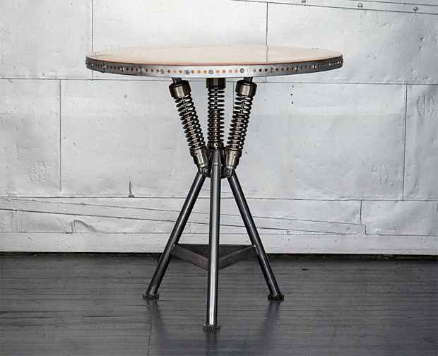 Moto Table at werd.com