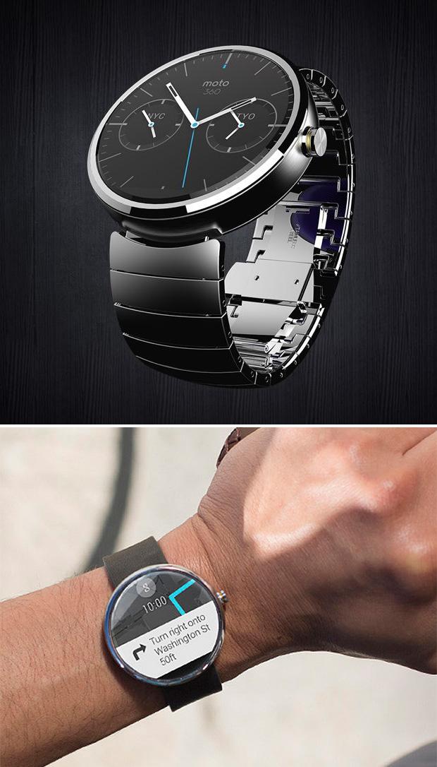 Motorola Moto 360 at werd.com