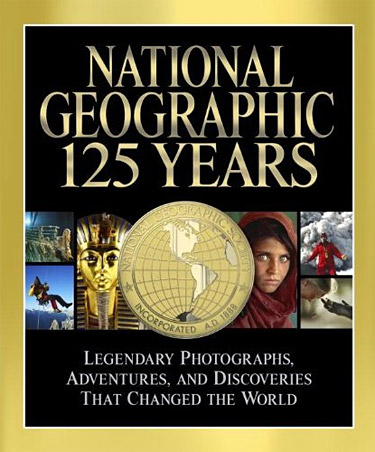 National Geographic 125 Years at werd.com