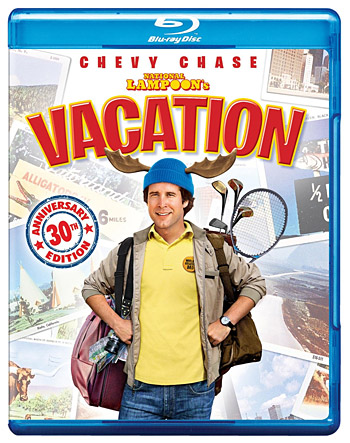 National Lampoon&#8217;s Vacation: 30th Anniversary Blu-ray at werd.com