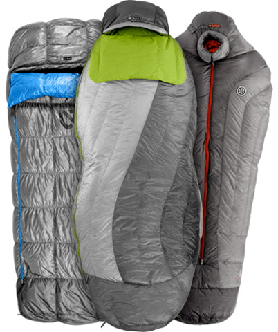 Nemo Sleeping Bags at werd.com