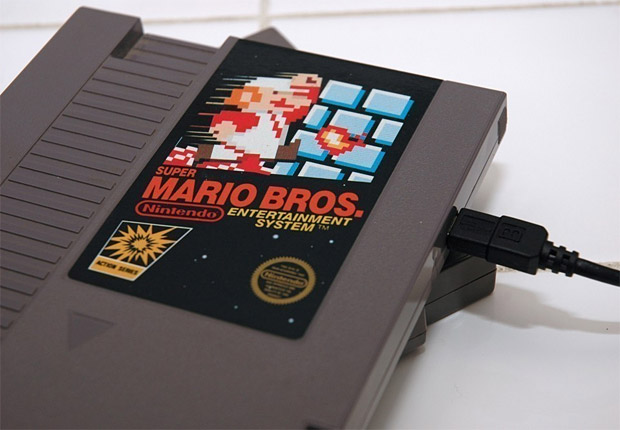 NES External Hard Drives at werd.com