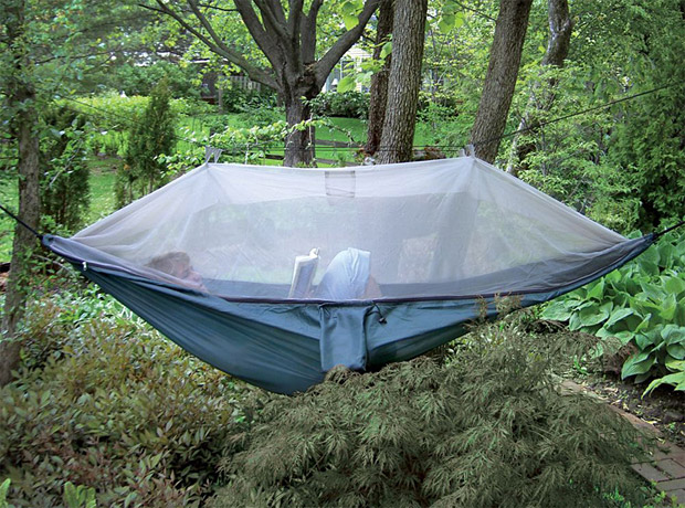 Netted Cocoon Hammock at werd.com