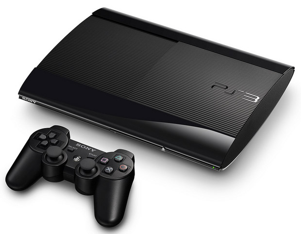 Sony's New PS3 at werd.com