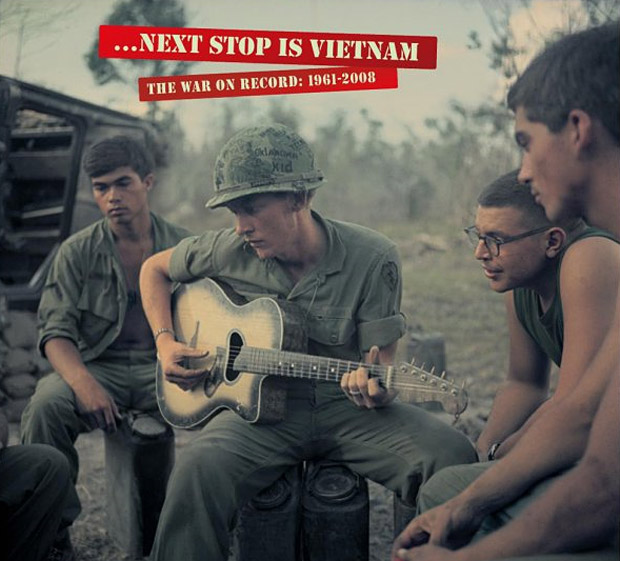 Next Stop Is Vietnam – The War On Record, 1961-2008 at werd.com
