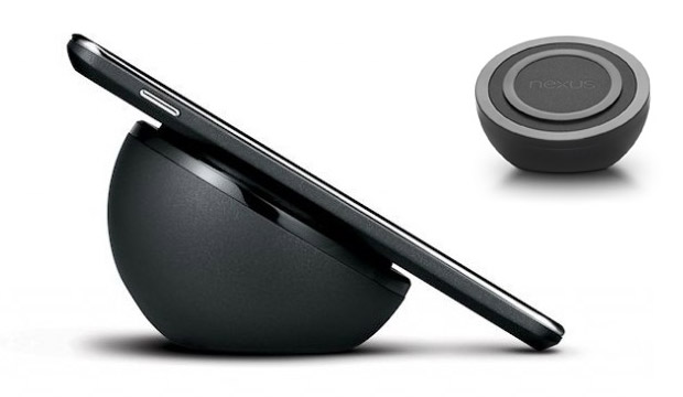 Nexus 4 Wireless Charger at werd.com