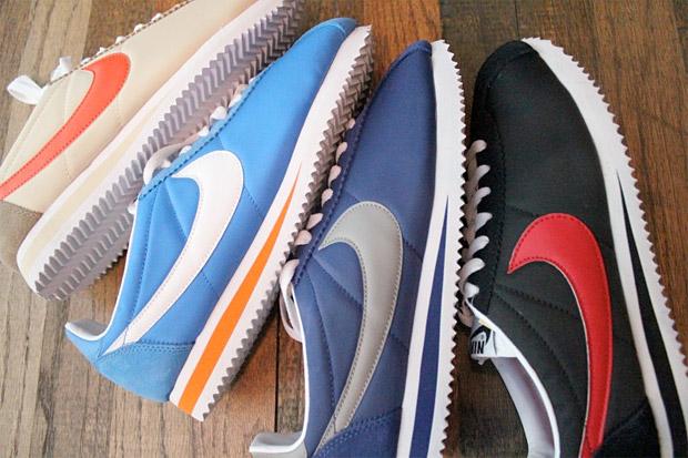 Nike Classic Cortez Nylon at werd.com