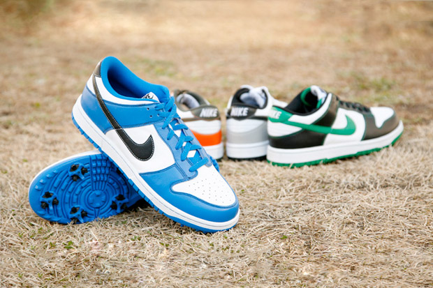 Nike Golf Introduces Nike Dunk NG Golf Shoe-Sandbox8.com