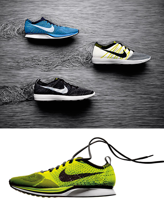 Nike Flyknit at werd.com