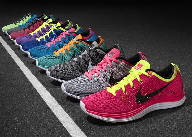 Nike Flyknit Lunar1+ at werd.com