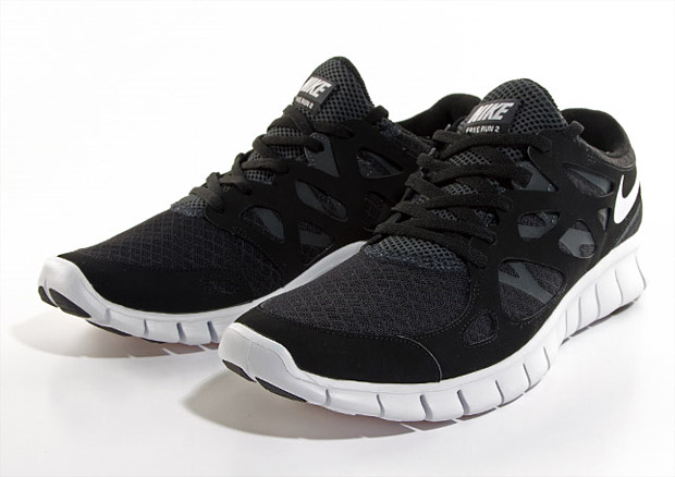 Nike Free Run+ 2 at werd.com