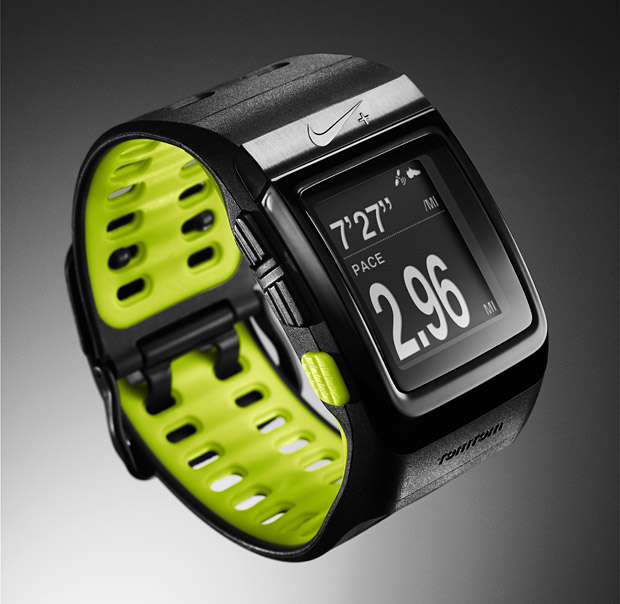 Nike+ SportWatch GPS at werd.com