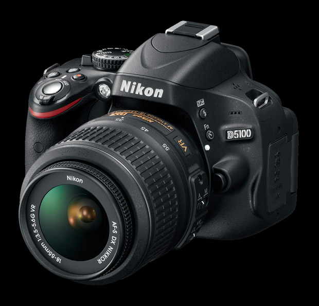 Nikon D5100 at werd.com