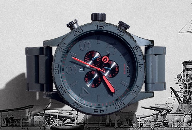 Nixon Gunship Collection at werd.com