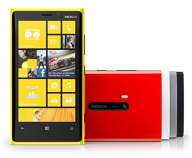Nokia Lumia 920 at werd.com
