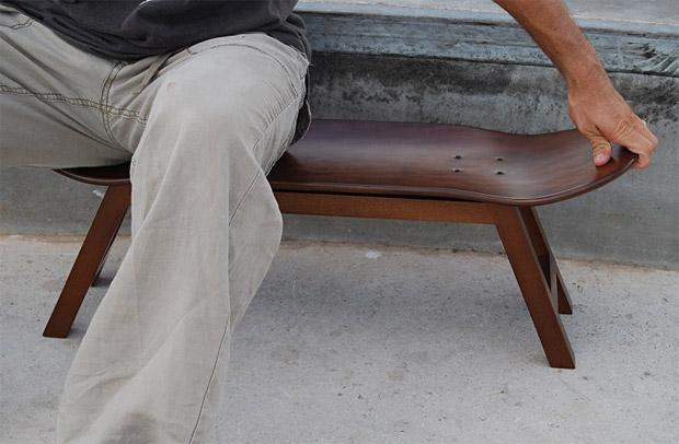 Nollie Flip Bench at werd.com