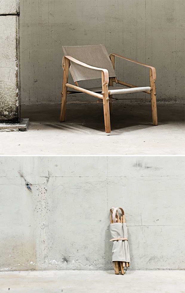 Nomad Chair at werd.com