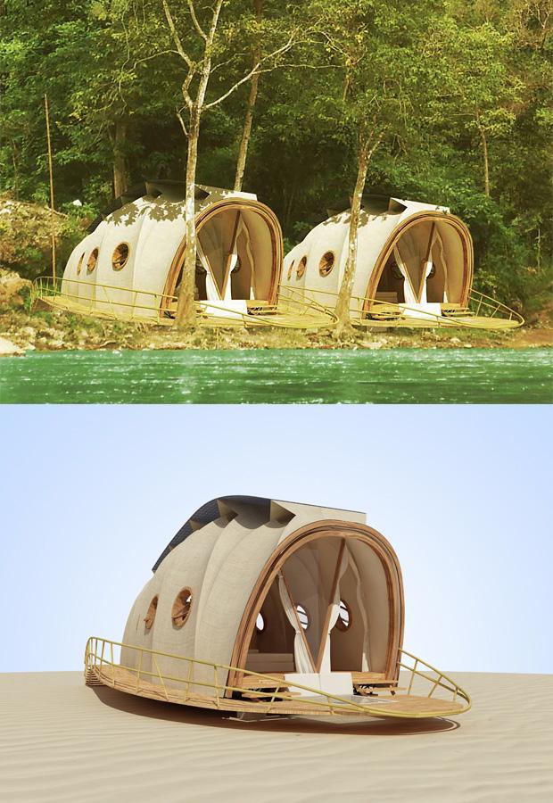 Nomadic Resorts Looper at werd.com