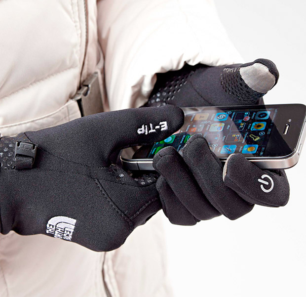 The North Face Etip Glove at werd.com
