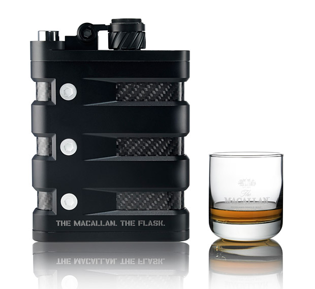 Oakley x The Macallan Flask at werd.com