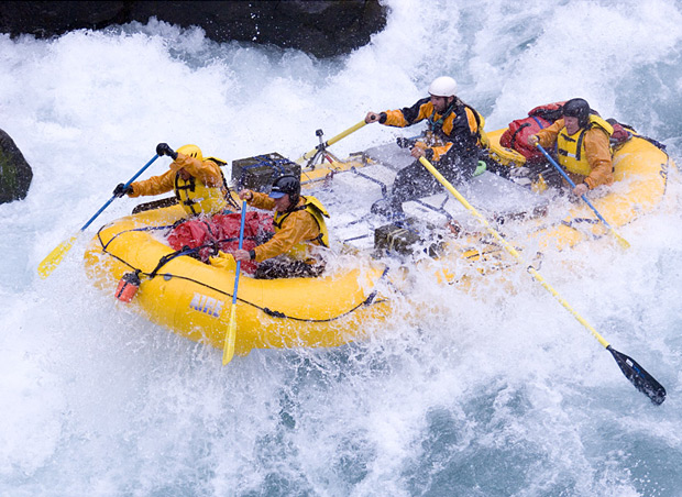 O.A.R.S. Whitewater Rafting Adventures at werd.com