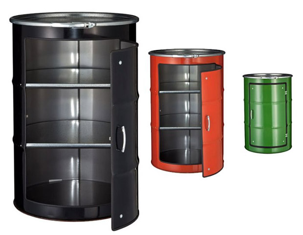 Oil Can Cabinets at werd.com