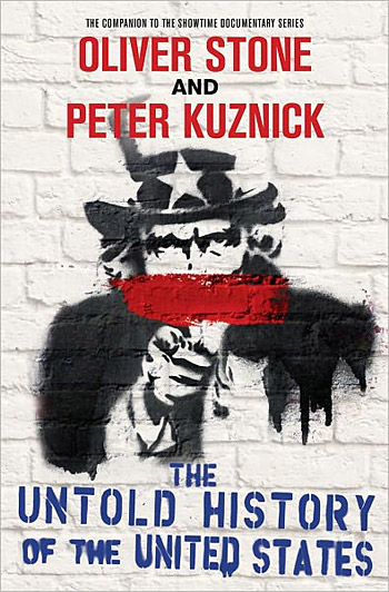 Oliver Stone's The Untold History of the United States at werd.com