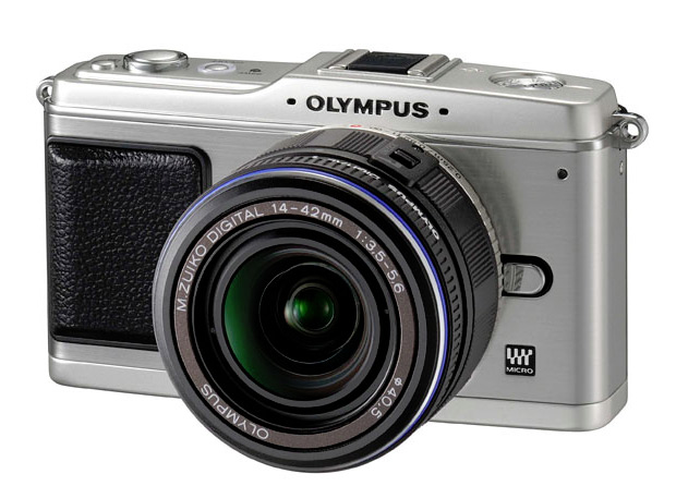 Olympus E-P1 Camera at werd.com