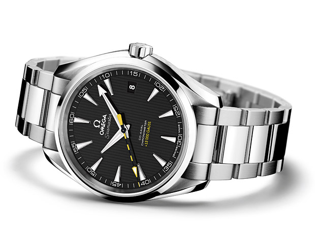 Omega Anti-Magnetic Seamaster Aqua Terra at werd.com