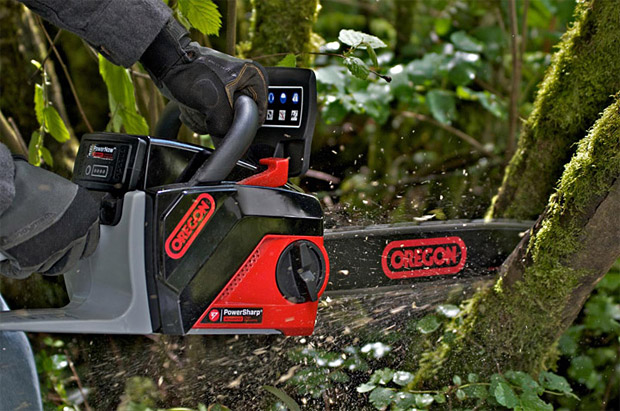 Oregon PowerNow 40V Max Electric Chainsaw at werd.com