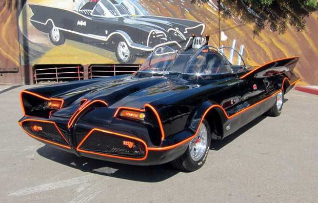 The Original Batmobile Auction at werd.com