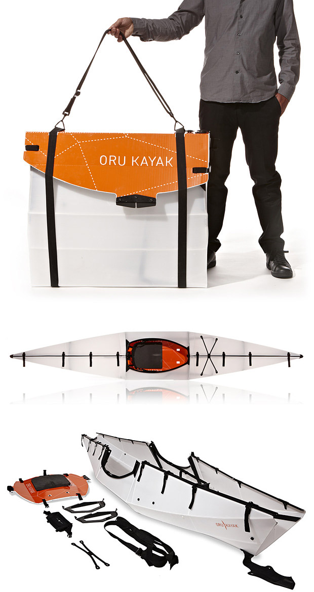 Oru Kayak at werd.com