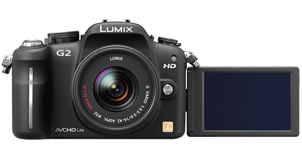 Panasonic Lumix G2 Digital Camera at werd.com