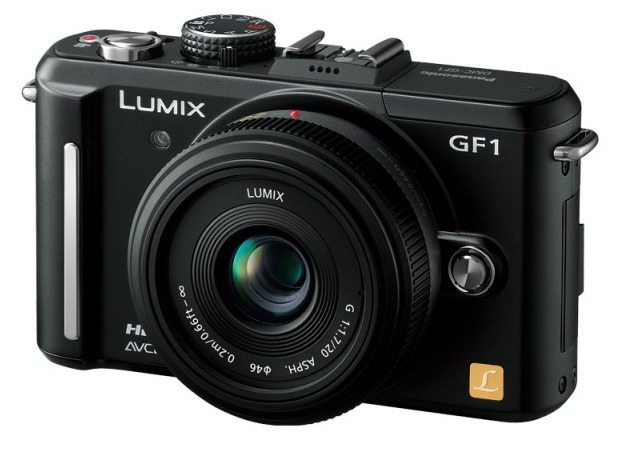 Panasonic Lumix DMC-GF1C-K at werd.com