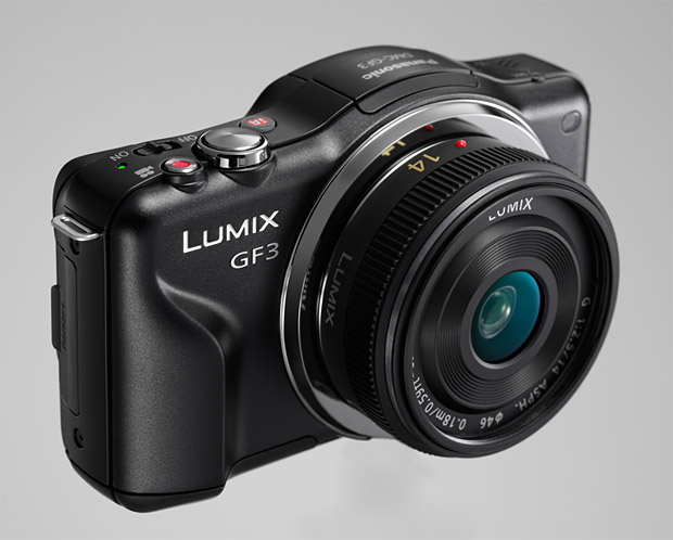 Panasonic Lumix GF3 at werd.com