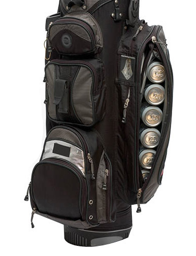 Par 6 Golf Bag Can Cooler at werd.com