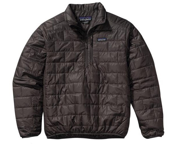 Patagonia Nano Puff Pullover at werd.com