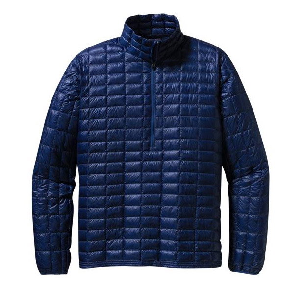 Patagonia Ultralight Down Shirt at werd.com