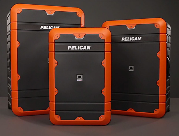 Pelican ProGear Elite Luggage Collection at werd.com
