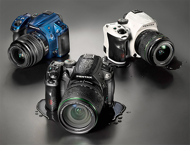 Pentax K-30 Weather Resistant Camera at werd.com