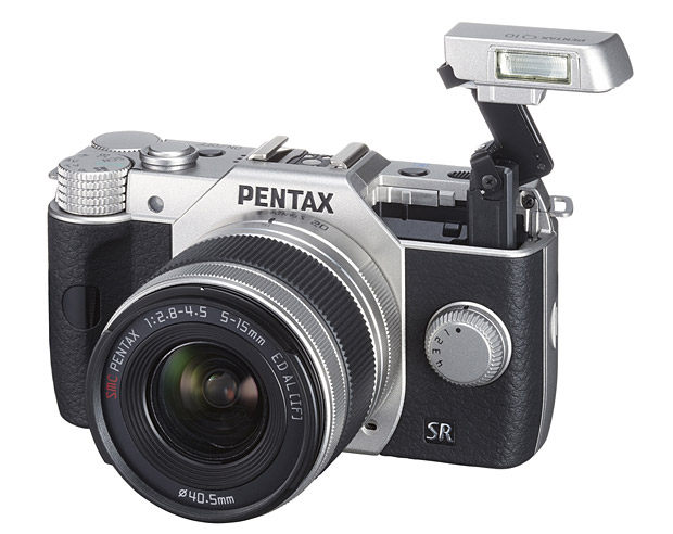 Pentax Q10 at werd.com