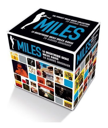 Perfect Miles Davis Collection at werd.com
