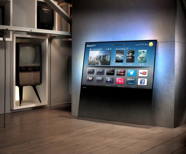 Philips DesignLine HDTV at werd.com