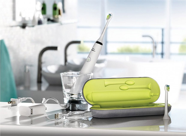 Philips Sonicare DiamondClean Toothbrush at werd.com