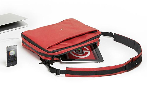 Phorce Smart Bag at werd.com