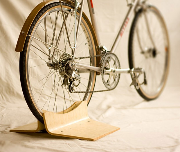Pinch Bike Stand at werd.com