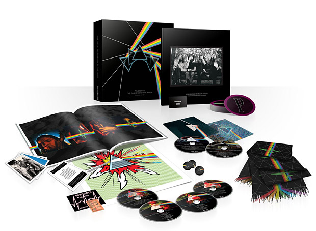 The Dark Side Of The Moon – Immersion Box Set at werd.com