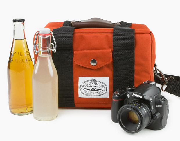 Poler Camera Cooler Bag at werd.com