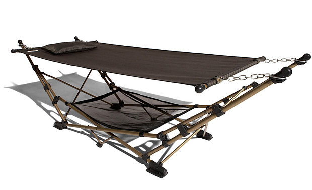 Strathwood Portable Folding Hammock at werd.com
