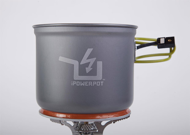 The PowerPot at werd.com